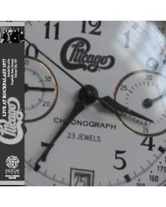 CHICAGO - Live At Rockpalast; Essen, DE 1977 (mini LP / 2x CD) SBD