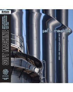 SOFT MACHINE - The ORTF Archives: Broadcasts And Live Recordings 1967-1969 (mini LP / CD) SBD
