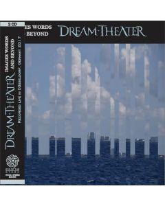 DREAM THEATER - Images Words and Beyond: Live in Düsseldorf, DE 2017 (mini LP / 2x CD) SBD