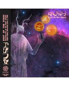 RUSH - Dust Of The Stars: Live in East Troy WI, 1990 (mini LP / 2x CD)
