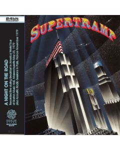 SUPERTRAMP - A Night On The Road: Live in Boston, MA + Acoustic radio sessions Paris, FR 1979 (mini LP / 2x CD) SBD