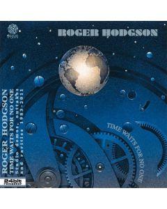 ROGER HODGSON - Time Waits For No One: Studio demos, outtakes & rarities 1983-2011 (mini LP / CD) STU