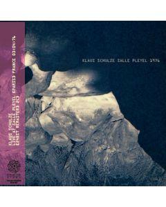 KLAUS SCHULZE - Salle Pleyel: Live in Paris, FR 1976 (mini LP / 2x CD) SBD