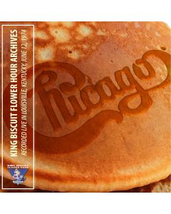 CHICAGO - King Biscuit Flower Hour: Live in Louisville, KY 1974 (mini LP / 2x CD) SBD