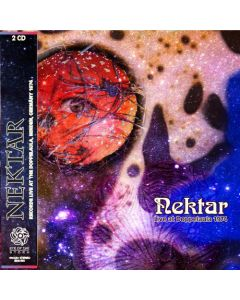NEKTAR - Live at Doppelaula: Minden, DE 1974 (mini LP / 2x CD)