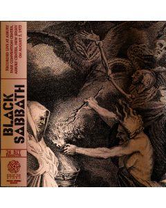 BLACK SABBATH - Live At Asbury Park, NJ 1975 (mini LP / CD) SBD
