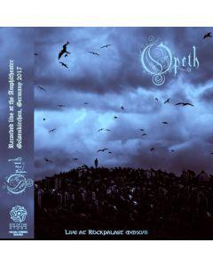 OPETH - Live at Rockpalast: Gelsenkirchen, DE 2017 (mini LP / CD) SBD