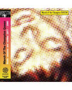 QUEEN - March Of The Champion Queen: Studio sessions & rarities 1977-1980 (mini LP / CD)