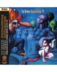 LE ORME - Acustiche 79: Live in Padova IT, 1979 (mini LP / CD) SBD