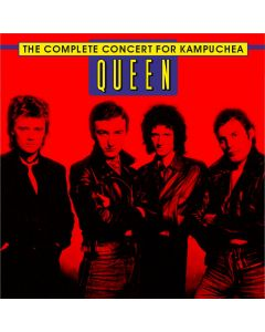 QUEEN - The Complete Concert For Kampuchea: Live in London, UK 1979 (mini LP / 2x CD) MTX