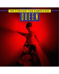 QUEEN - The Concert For Kampuchea: Live in London, UK 1979 (mini LP / CD) SBD