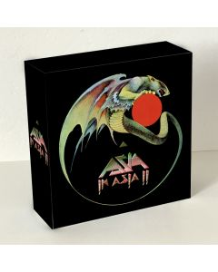 "ASIA - Empty Promo Box 2"", Asia In Asia II (Japan mini-LP sizes)"