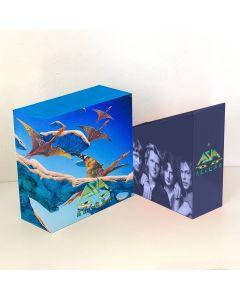 "ASIA - Empty Promo Box 2 1/2"", Ancora (Japan mini-LP sizes)"
