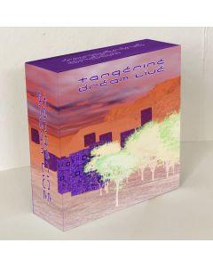 """TANGERINE DREAM - Empty Promo Box 2"""", Congrescentrum 76 (Japan mini-LP sizes)"""