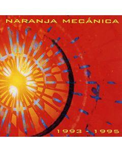 NARANJA MECANICA - Naranja Mecánica 1993-1995, studio album, Cuba 2001 (CD jewelcase)