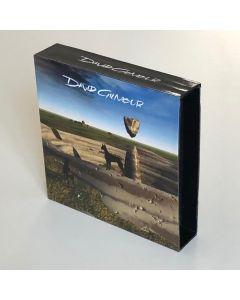 "DAVID GILMOUR - Empty Promo Drawer Box 1""1/8, Metaphysical (Japan mini-LP sizes)"