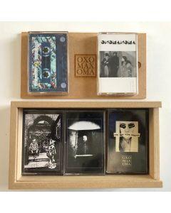 OXOMAXOMA Fanfarrias y Bostezos, complete works 1978-1997 (5x cassettes box set)