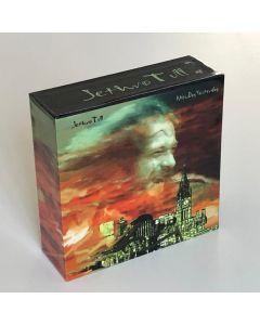 "JETHRO TULL - Empty Promo Box 2"", A New Day Yesterday (Japan mini-LP sizes)"