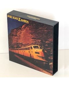 "PHIL MANZANERA - Empty Promo Slipcase Box 1""1/8, Diamond Head (Japan mini-LP sizes)"