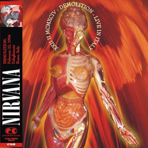 NIRVANA Live in Rome 1994