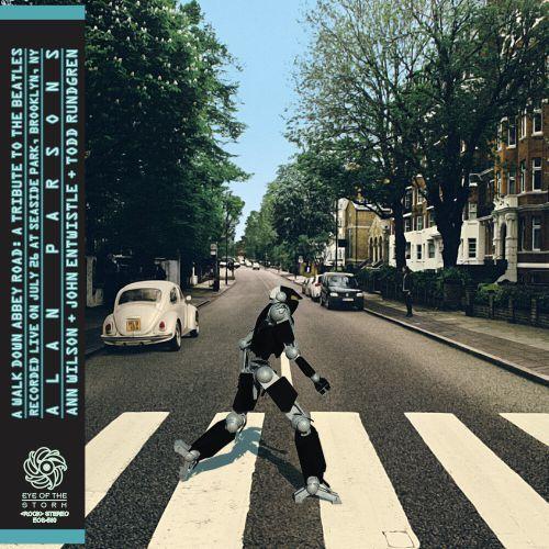 Alan Parsons Walk Down Abbey Road