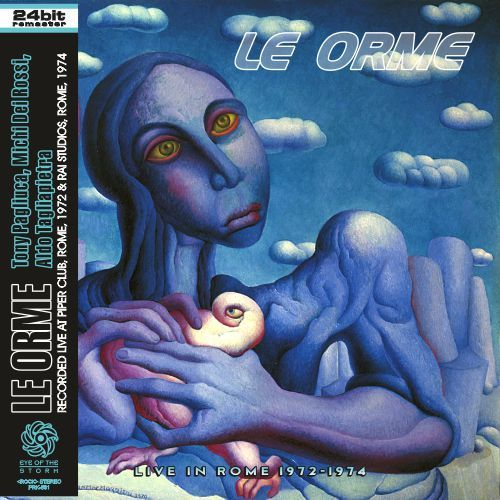 LE ORME Live in Rome 72-74