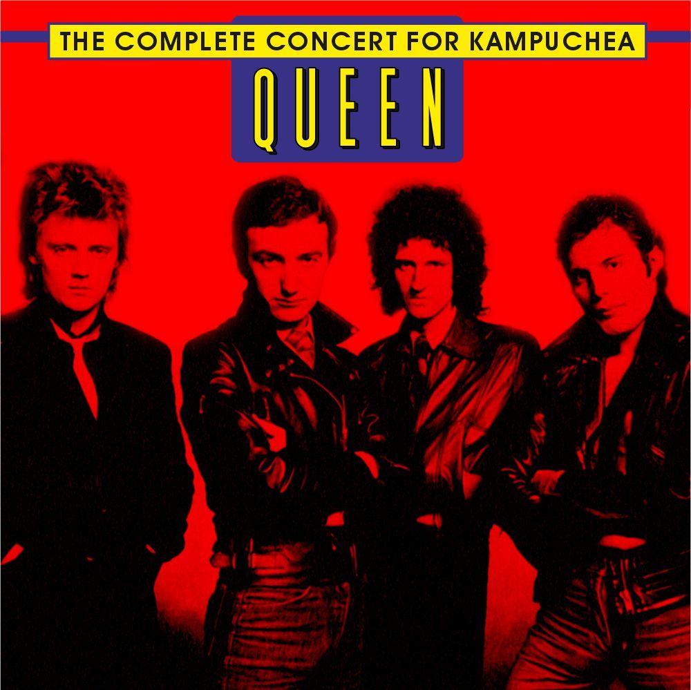 QUEEN Complete Concert for Kampuchea