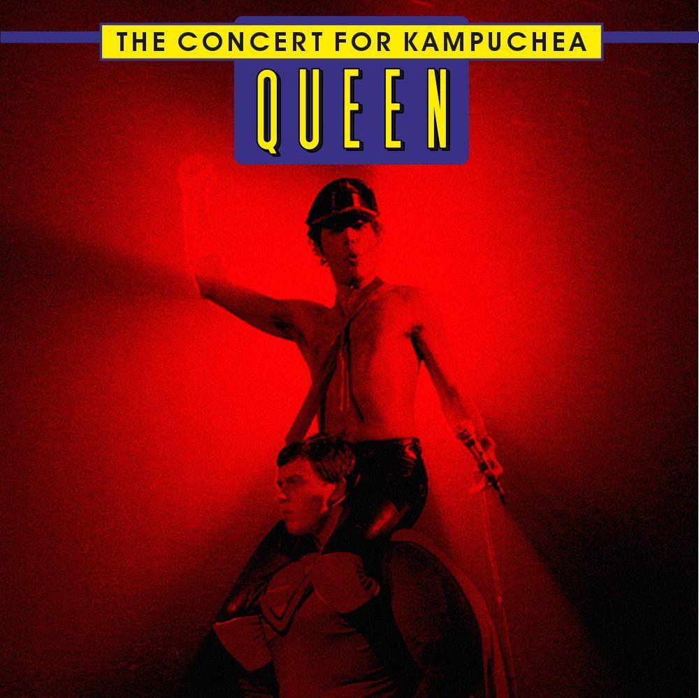 QUEEN Concert for Kampuchea