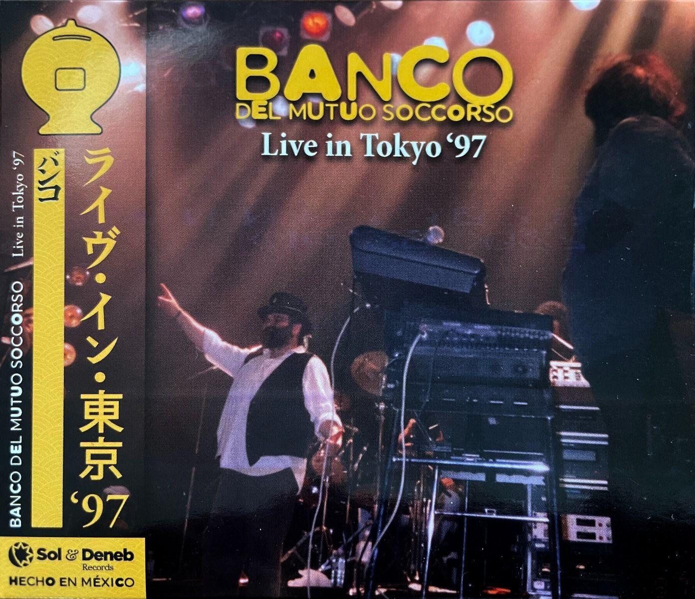 BANCO Live in Tokyo 1997